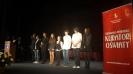 Uroczystość wręczania nagród laureatom konkursów gimnazjalnych :: obraz 11