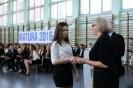 Uroczystość rozdania świadectw ukończenia szkoly :: obraz 257