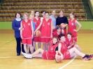 Rozgrywki koszykówki dziewcząt - licealiada :: obraz 34